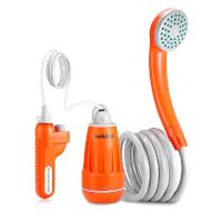 ducha de acampada camping laserbeak shower ooklee la mejor ducha especial de bateria inalambrica