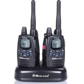 walkie talkie con pinganillo opcional economico