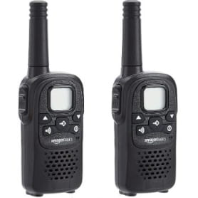 walkie talkie baratos recargables