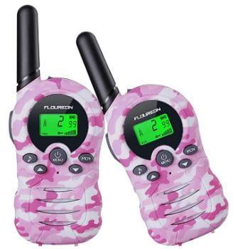 walkie talkie baratos para niños. Walkies infantiles de verdad de juguete recargables