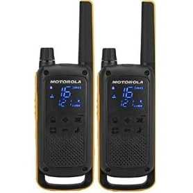 walkie talkie de largo alcance profesional