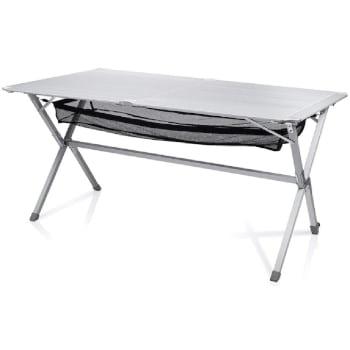 mesa ultraligera portátil de aluminio con mucha estabilidad